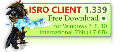 ISRO CLIENT 1.339 Free Download for Windows 7,8,10 International (EN) (1.7 GB)